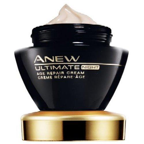 AVON - Anew Ultimate - 50+ - Basado Crema noche efecto