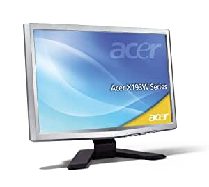 Acer x193w ecran pc lcd 19 tft format wide 1440 x 900 for Ecran pc brillant