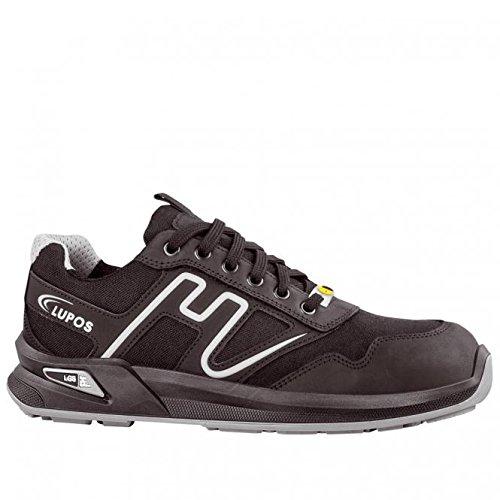 Lupos Lupos Schuh Lunar schwarz, 43 (Schuhe Lunar)