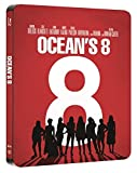 Oceans 8 Limited Edition Steelbook / Import / Blu Ray