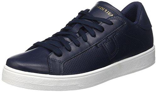 TRUSSARDI JEANS by Trussardi 77s57153, Sneakers basses homme Bleu