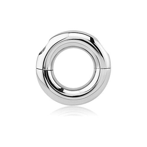 Ring Segment Stahl Flesh Schraub Picture-Armreif/Schaft 7mm, Durchmesser 22mm
