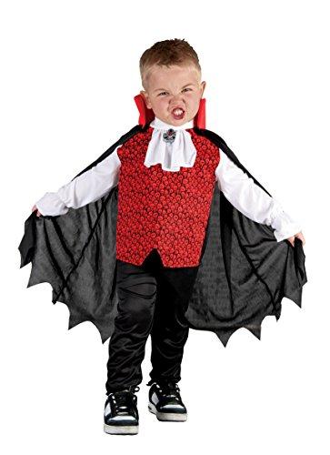 Kostüm Kinder Lord Vampir - Boland 78090 - Kinderkostüm Vampir Lord