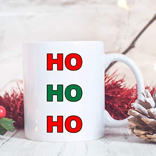 O Weihnachten Kaffeetasse Weihnachtsbecher Funny Christmas Mug Grab Bag Geschenk Mitarbeiter Geschenk Hostess Geschenk Geschenke unter 11 Jahren ()