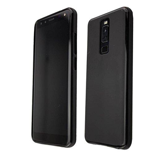 caseroxx TPU-Hülle für Leagoo S8, Tasche (TPU-Hülle in schwarz)