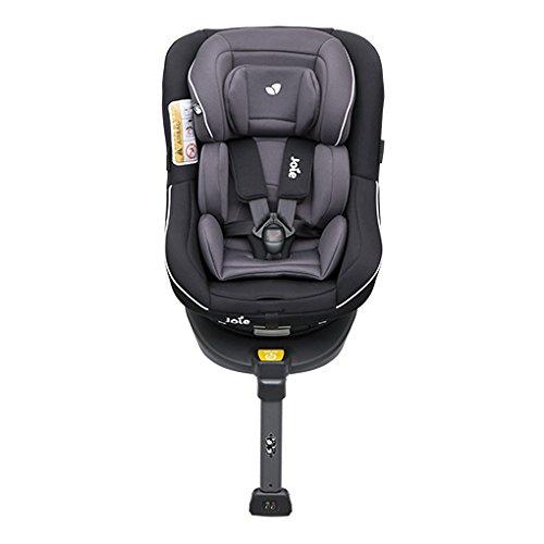 Preisvergleich Produktbild Joie Auto-Kindersitz Gruppe 0+ 1360° Spin Farbe Two Tone Black