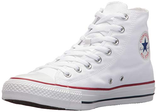 Converse Unisex-Erwachsene Chuck Taylor All Star Season Hi Sneaker, Weiß (Optical White), 45 EU