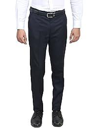 VitoDario Mens Cotton Casual Slim Fit Trouser - B074PPZGTN