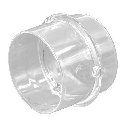vhbw Messbecher Verschlusskappe passend für Vorwerk Thermomix TM21, TM31, TM3300, TM5, TM6 Küchenmaschine