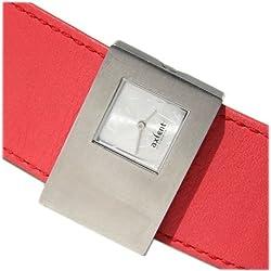 Axcent of Scandinavia Damen Uhr Clip Watch - X20202-638 rot