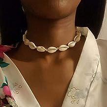 572efe3ef803 Jovono - Collar bohemio con concha para cumpleaños