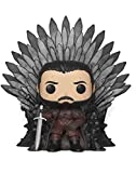 Funko 37791 Pop Deluxe: Game S10: Jon Snow - Figura Coleccionable de...