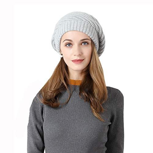 Nosterappou Wilder Hut der weiblichen süßen netten Hutdamen des Baretts, zufälliger ()