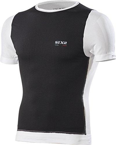 Sixs-TS7-Maglia-Maniche-Corte-Windshell-Antivento-Black-SL
