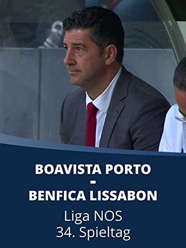 Boavista Porto FC - Benfica Lissabon