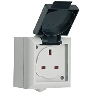SMJ Electrical EP13SB Single Socket, 5 V