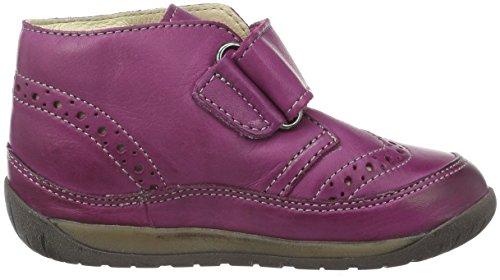 Naturino Falcotto 334 Vl, Chaussures Marche Bébé Fille Violet - Violett (Mirtillo_9116)