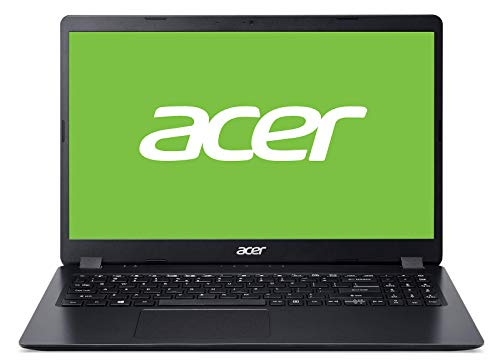 "Acer Aspire 3 - Ordenador portátil de 15.6"" (FHD ComfyView LED LCD, Intel Core i5-10210U, 8GB de RAM, 512GB SSD, UMA, Windows 10 Home) - Teclado Qwerty Español"