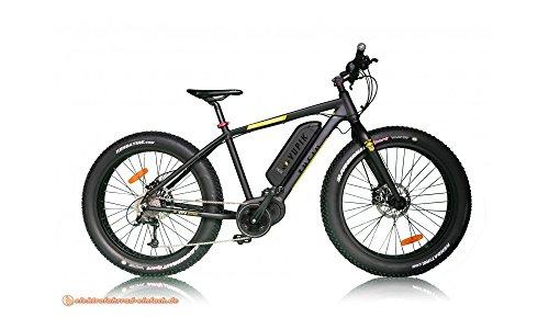 YUPIK E-Feather E-Fatbike E Bike E-Bike E-Bike-Fatbike Pedelec Elektrofatbike Fatbike Elektrofahrrad