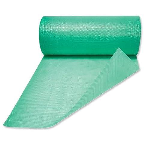 Jiffy Bubble Wrap Roll Green 750x75m Ref BROE54008