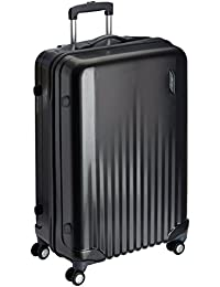 Skybags Polycarbonate 55*29*78cms Black Hardsided Suitcase (NWJERS78JBK)