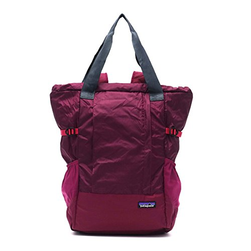 Patagonia Lw Travel Tote Pack Navy Blue ALL pink, pink
