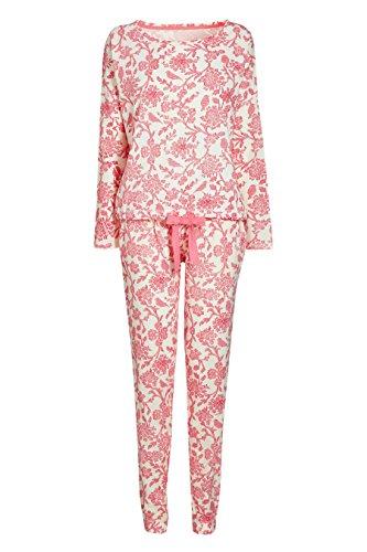 next Pyjama à imprimé floral Standard Femme Rose