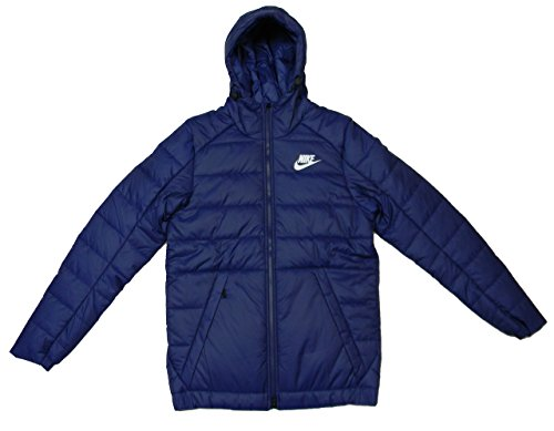 Nike Kurtka Nsw Syn Fill Hd Jacket Blue