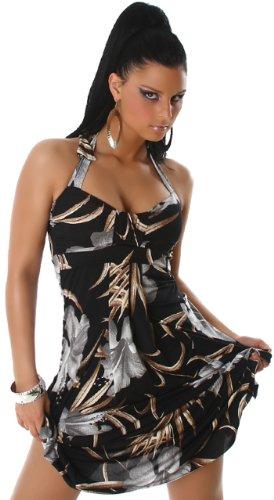 jela-london-damen-neckholder-maxikleid-floris-mit-blumen-motiven-einheitsgrosse-32-38-schwarz-grau