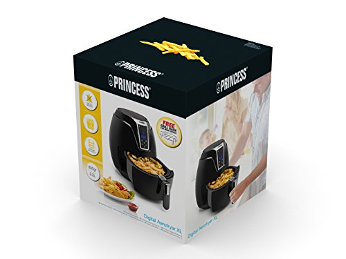 Freidora Princess 182021 Digital Aerofryer XL