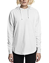 Urban Classics Damen Kapuzenpullover Ladies Oversized Terry Hoody