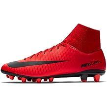 Botas Amazon Futbol Rojo De es Nike Mercurial Hqq51Fx