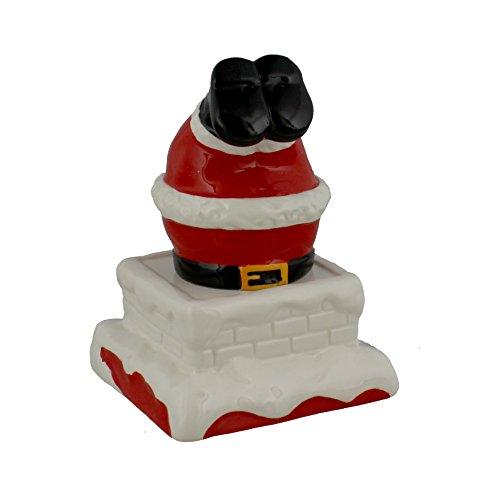 achtsmann Weihnachten Geschirr-Keramik Salz & Pfefferstreuer/Essig Set ()
