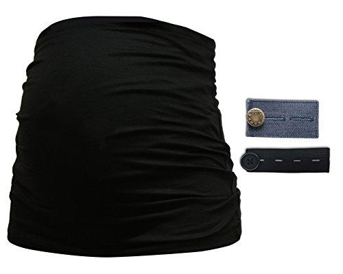 Bauchband inklusive jeans und elastische Hosenerweiterungen (Small)