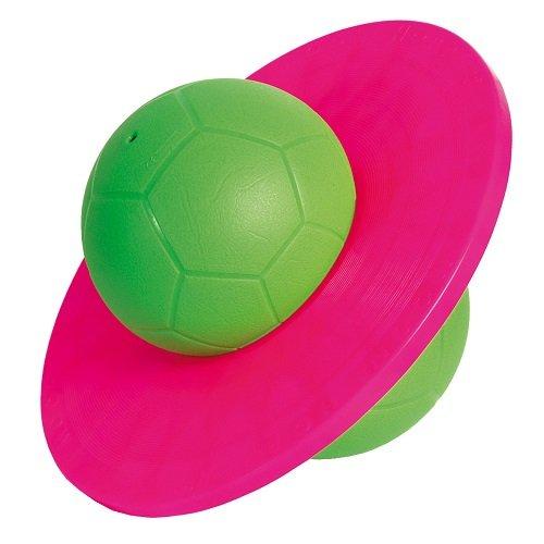 Preisvergleich Produktbild Togu Moonhopper Hüpfball, grün/pink