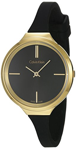Calvin Klein Damen-Armbanduhr K4U235B1