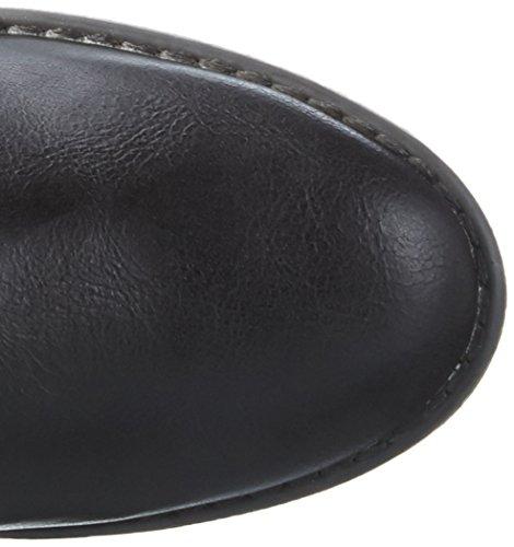 s.Oliver 56602, Bottes Classiques Fille Noir (Black 1)