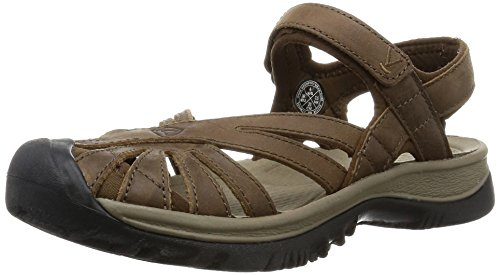 Keen Rose Leather Women's Wandern Sandelholze - SS16 - 39