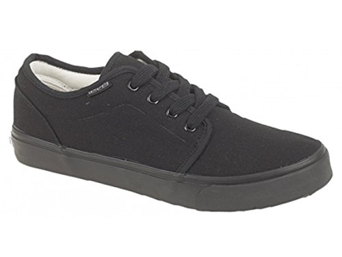 Dek, Unisex - Sneaker Per Adulto Low-top Nero