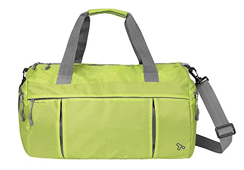 travelon-cabas-mixte-adulte-citron-vert-vert-42980-410