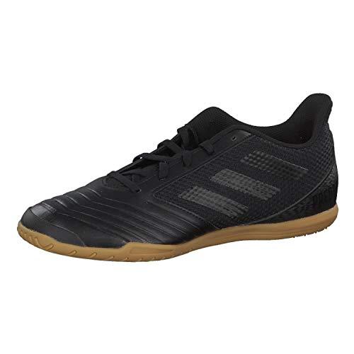 adidas Herren Predator 19.4 In Sala Fußballschuhe, Mehrfarbig Negbás/Rojact 000, 45 1/3 EU - Adidas-fußball-schuhe-indoor