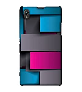 Design Cafe Back Cover For Sony Xperia Z1