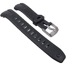 Timex T5K494-Band - Correa para reloj, color negro