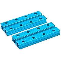 Makeblock 0824-064-Blue Slide Beam - Lámpara de techo (2 unidades)