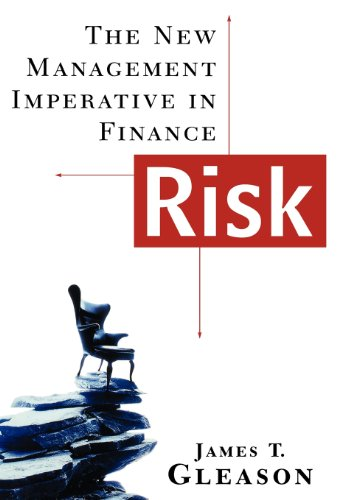 Risk The New Management Imperative In Finance