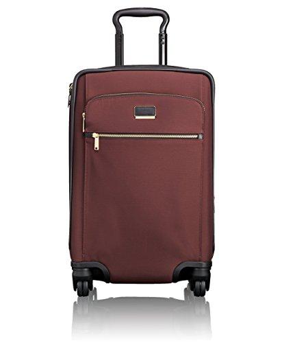 Tumi Larkin, Sam Internationales Handgepäck auf 4 Rollen, Erweiterbar,  56 cm, 36 L, Bordeaux, 073760BRD (Tumi Handgepäck)