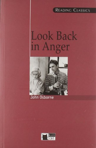 Look back in Anger. Con audiolibro. CD Audio (Reading classics)