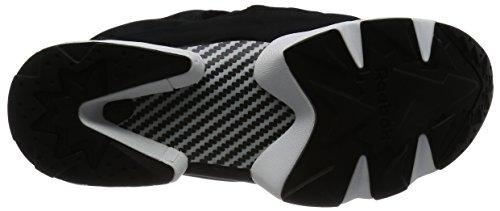 Sneaker Reebok Instapump Fury in tessuto nero Nero