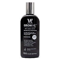 Shampoo Uomo Organico Anti Caduta Growme