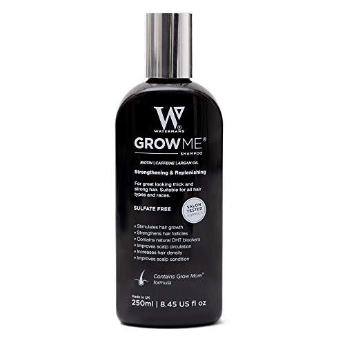 Miglior crescita dei capelli shampoo solfato libero caffeina Biotina olio di argan Allantoina rosmarino. Stimola la ricrescita dei capelli aiuta